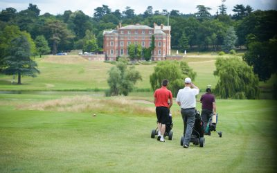 7 Benefits of Hosting a Corporate Golf Day